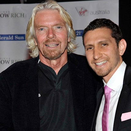Richard Branson & Kane Minkus